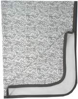 Maple Clothing Organic Cotton Baby Unisex Newborn Swaddling Receiving Blanket (Stone)