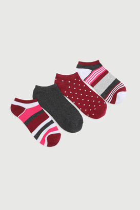 Ardene Printed Ankle Socks