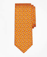 Brooks Brothers Lemon Motif Print Tie