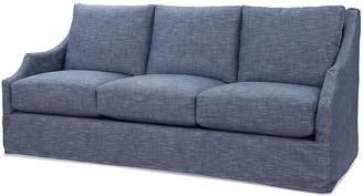 Imagine Home Gemma Sofa - Denim Blue