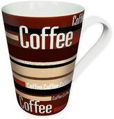 Konitz Coffee Stripes Mugs (Set of 4)