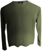 Fay Green Cashmere Knitwear for Women