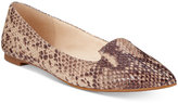 INC International Concepts Women's Aadi Pointed-Toe Flats, Only at Macy's