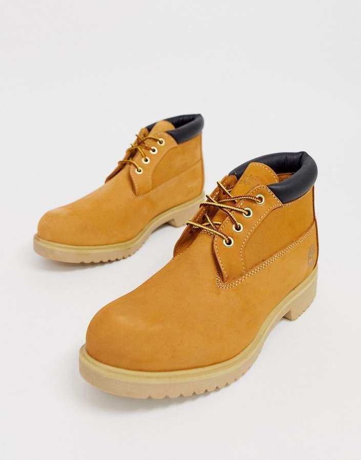 876ceb82693 newman chukka boots in wheat