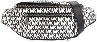 MICHAEL Michael Kors monogram print bum bag
