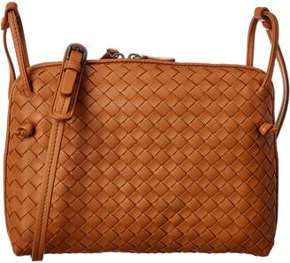 Bottega Veneta Nodini Intrecciato Nappa Leather Crossbody