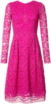 ADAM by Adam Lippes lace dress - women - Cotton - 0