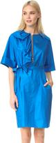 Nina Ricci Button Front Dress