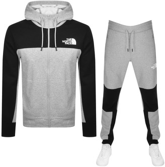 The North Face Himalayan Tracksuit Grey