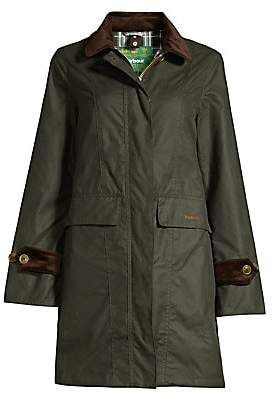 Barbour Women's Ladies Icons Haydon Waxed Cotton Coat