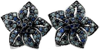 LeVian Le Vian 14K 2.20 Ct. Tw. Blueberry Sapphire Earrings