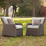 Asstd National Brand Rodanthe Set of 2 Outdoor Chairs
