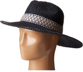 Echo Crochet Panama Beach Hat