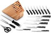 Messermeister Meridian Elité 18-Piece Knife Block Set
