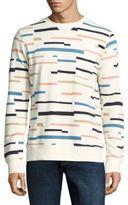 Wesc Block-Printed Sweater