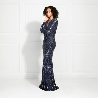 Rachel Zoe Ireland Sequin Gown
