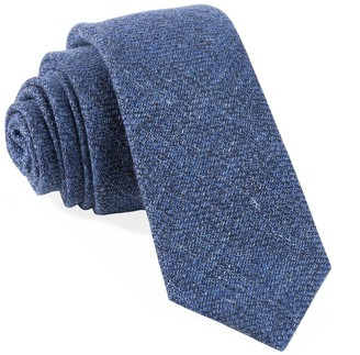 Tie Bar Barberis Azzurro Blue Tie