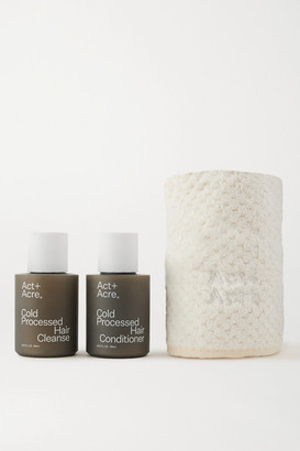 Act+Acre Act Acre - Cold Processed Travel Essentials