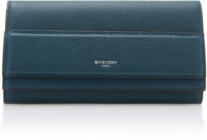 Givenchy Horizon Leather Wallet