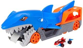 Mattel Hot Wheels Shark Chomp Transporter