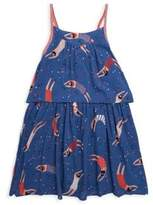 Catimini Little Girl's & Girl's Flapper Print Sundress