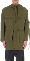 Craig Green Drawstring-detail Cotton-blend Coat