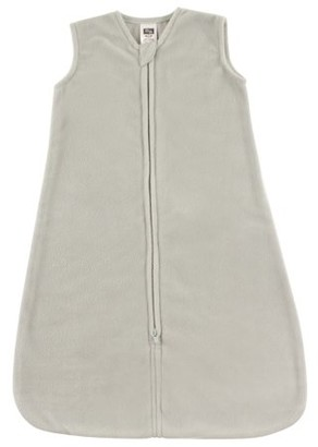 Hudson Baby Plush Wearable Blanket Safe Sleeping Bag - 12-18M - Microfleece Gray