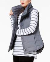 Eileen Fisher Stand-Collar Puffer Vest, Regular & Petite