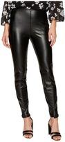 Kensie Stretch Faux Leather Pants KS9K1167 Women's Casual Pants