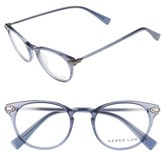 Derek Lam Women's 48Mm Optical Glasses - Dark Grey