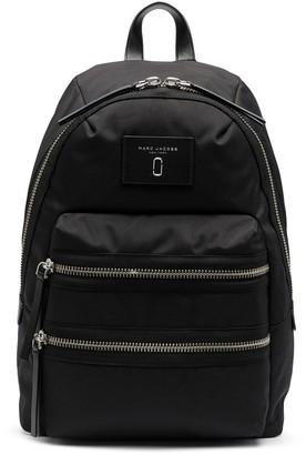 Marc Jacobs Logo Biker Backpack
