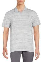 Michael Kors Space-Dye Polo Shirt