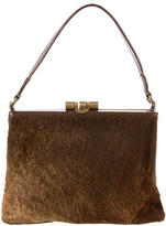 Marni Fur Frame Bag
