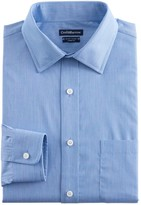 Croft & Barrow Big & Tall Regular-Fit Easy-Care Spread-Collar Dress Shirt