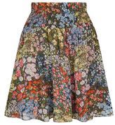 Needle & Thread Flowerbed Print Frill Skirt