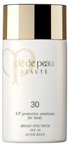 Clé de Peau Beauté Uv Protective Emulsion For Body Broad Spectrum Spf 50