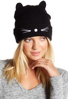 David & Young Cat Ear Beanie