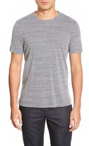 AG Jeans Men's 'Cliff' Heathered Crewneck T-Shirt