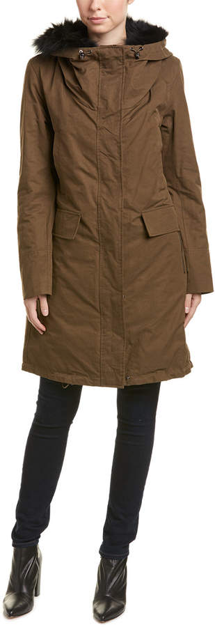 Dawn Levy Colorado Long Coat