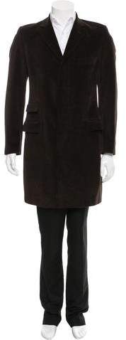 Dolce & Gabbana Notch-Lapel Peacoat