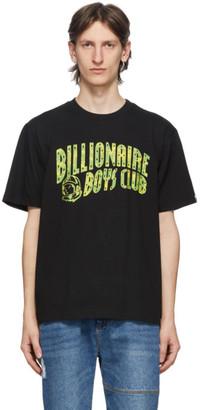 Billionaire Boys Club Black Arch Logo T-Shirt
