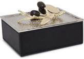 Michael Aram Olive Branch Jewelry Box (Gold)