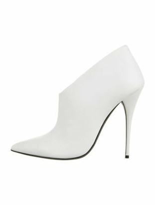 Narciso Rodriguez Boots White