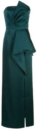Aidan Mattox Mikado gown