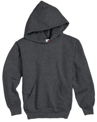 Hanes Boys EcoSmart Fleece Pullover Hoodie Sweatshirt, Sizes 4-18