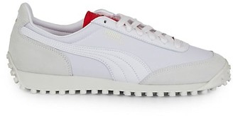 Puma Men's Fast Rider Source Leather Sneakers