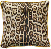 Roberto Cavalli Bravo Silk Bed Cushion - 001 - 40x40cm