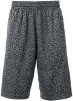 Nike printed Jordan shorts - men - Polyester - L