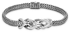 John Hardy Sterling Silver Classic Chain Interlocking Link Bracelet