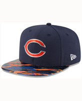 New Era Chicago Bears On-Field Color Rush 9FIFTY Cap